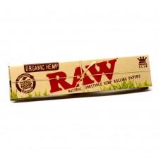 RAW Organic Hemp King Size Slim