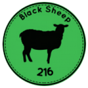 Black Sheep 216 Logo