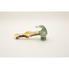 Hammer Shaped Glass Pipe